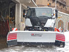 Lame Blizzard Triaxiale 8611 L sur Unimog U20